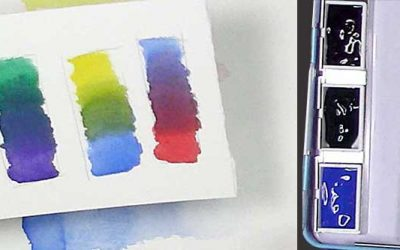 Paint  Review, ShinHan Watercolor