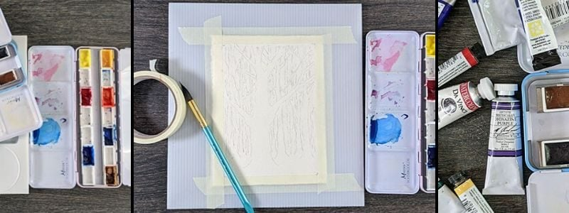 Essential Watercolor Supplies for Beginners